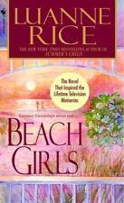Beach Girls by Luanne Rice (2004, Paperback)