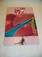 Winsor Windsor Pilates POWER SCULPTING DVD Resistance Used