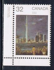 Canada #1027(1) 1984 32 cent CANADA DAY - ONTARIO MNH
