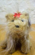 "Animal Alley YORKSHIRE TERRIER DOG 10"" Plush Toy NEW"