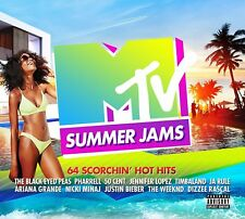 MTV Summer Jams (3CD) - Justin Bieber Ariana Grande [CD] Sent Sameday*