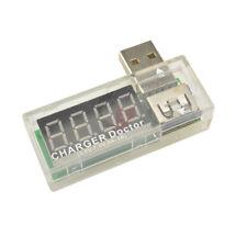 USB Charger Doctor Voltage Current Meter Tester for Laptop Desktop USB Power.