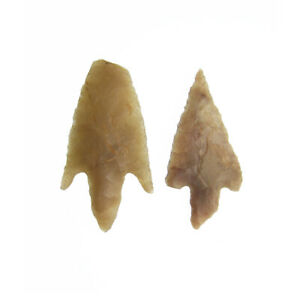 Steinzeit Pfeilspitzen, Sahara - Jungsteinzeit, HOLOZÄN, Mauretanien WUNDERBAR *
