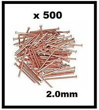 Power-Tec 91293 Dent Pulling Stud Nails 2.0mm - Pack of 500