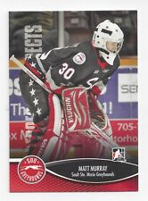 2012-13 ITG Heroes & Prospects #83 Matt Murray (Pittsburgh Penguins)