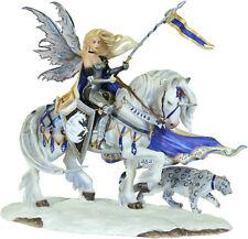 Nene Thomas *Fortitude* Ltd Ed Fairy & Horse Figurine ~ 2007 RETIRED BNIB