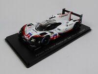 Porsche 919 Hybrid LMP Team Winner Le Mans 2017 - 1/43 Voiture Spark giftB