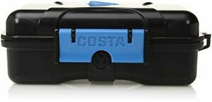 Costa Del Mar Sunglasses Dry Case, Black - DCASE 001