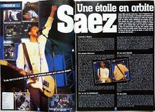 DAMIEN SAEZ => COUPURE DE PRESSE 2 pages 2000 / FRENCH CLIPPING