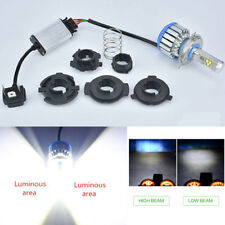 12V H4 LED Motorcycle 40W Headlight Bulb Aluminum High/Low Fog Light Universal