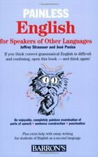 Painless English for Speakers of a Foreign Language... by Paniza, Jose Paperback