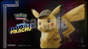 Ultra Pro 15205: Ultra Pro Pokemon Playmat - Detective Pikachu