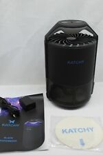 NEW KATCHY Indoor Insect Trap: Bug, Fruit Fly, Gnat, Mosquito Killer - UV Light