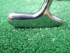 Golf Vintage MacGregor 086 #10 Chrome Blade Head Putter XLNT with Orig. Leather