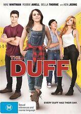 The Duff (Dvd) Comedy,  Mae Whitman, Bella Thorne, Robbie Amell