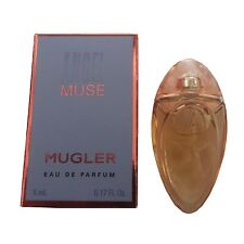 Thierry Mugler Angel Muse Miniature Mini Perfume 5ml EDP *Boxed as Photo*