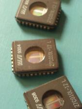 WSI27C010L-12L WSI 128K x 8 Gold Window CMOS EPROM 32pin JLCC Lead IC (1 piece)