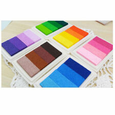 Unbranded Multi-Coloured Craft Stamping Pads