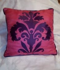 JC Penney Julietta Throw Pillow Pink Purple Decor Bedding Juliette Comforter