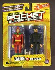 DC Comics Pocket Super Heroes STARMAN & SHADE Justice Society of America JSA DCU