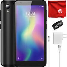 ZTE Quest 5 Smartphone Unlocked GSM 5-Inch FWVGA+ Screen, 16GB, 3G/4G LTE