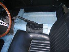 Handbremstülle Handbremse Triumph Spitfire MK 2 MK 3 echt Leder schwarz ´64 -´70