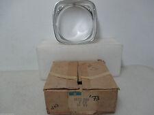 Mopar NOS 1973 Plymouth Fury Right Hand Headlight Bezel 3672060