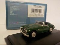 Model Car, Austin Healey - British Racing Green, Raf, 1/76 New
