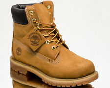 Timberland AF 6 Inch Premium Wheat Leather BOOTS Size 5 EU 38