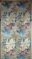 ANTIQUE CHINESE SILK BROCADE PANEL RR596
