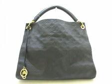 LOUIS VUITTON Artsy MM Shoulder Tote Bag Monogram Empreinte Infini M93448 LV