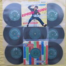 2 GREAT JOBLOTS / CLIFF RICHARD PLUS THE SHADOWS..BOX SETS / LPs / EPs/ SINGLES