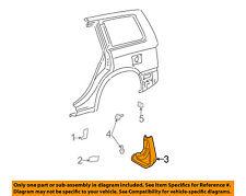 NEW 01-07 FITS TOYOTA HIGHLANDER FRONT ENGINE SPLASH SHIELD TO1228142 5144148020