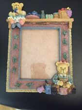 BEAUTIFUL TEDDY BEAR CHARACTER PHOTO FRAME