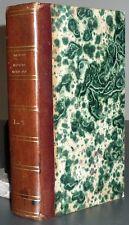 DESBOIS DE ROCHEFORT: Cours élémentaire de Matiere Médicale / 1793