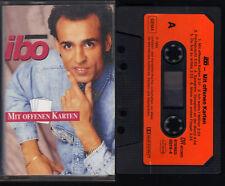 Ibo Mit offenen Karten (Licht aus Frei Du bist zu schön) Tape MC Kassette, 057