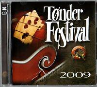 V.A. – Tønder Folk Festival 2009 - limitierte Doppel CD - Tonder/ Tondern Promo