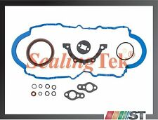 Fit 96-06 GM 4.3L Vortec V6 Engine Lower Gasket Set Oil Pan kit 4300 CPI motor