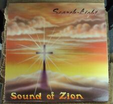 SOUND OF LIGHT Search-Light LP OOP early-80's devotional private-press