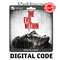 The Evil Within PC KEY GLOBAL (Steam) Fast Delivery