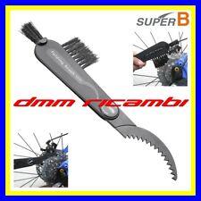 Spazzola SUPERB TB-1171 pulizia catena cambio pignoni corone BICI BDC MTB DH