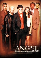 ANGEL SEASON FIVE PROMOTIONAL CARD A5-SD2004