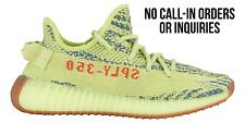 Adidas Yeezy Boost 350 V2 Frozen Yellow (Yebra's) Pre-Order  - Size 7.5-14