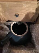 New Sasaki JAPAN  Colorstone TEAL Teapot