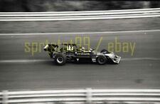 Jean-Pierre Jarier #18 March - 1973 Watkins Glen USGP - Vtg 35mm Race Negative