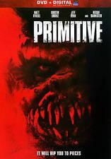 PRIMITIVE~2013 VG/C DVD~KRISTIN LORENZ MATT O'NEILL RACHEL RILEY JEFF RYAN