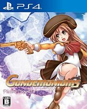 NEW PS4 GUNDEMONIUMS Media scape JAPAN OFFICIAL IMPORT