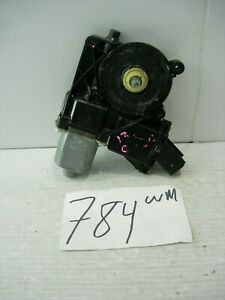 11 12 13 14 15 Chevy Cruze Front Driver Side Used Window MOTOR #784wm