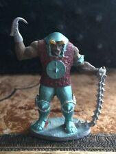 Giant Ogre w/chain and hooked hand Ral Partha Vintage Lead Pre-slotta Free Ship