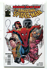 The Amazing Spider-Man #558 NM Brand New Day  Marvel Comics CBX9A